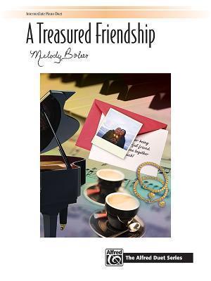 Bog, paperback A Treasured Friendship