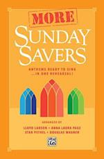 More Sunday Savers (Alfred Sacred)
