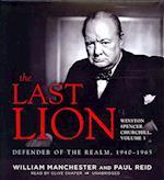 The Last Lion af William Manchester