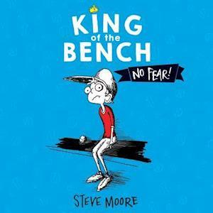 Lydbog, CD No Fear! af Steve Moore