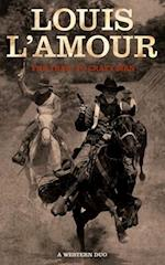 The Trail to Crazy Man af Louis L'amour