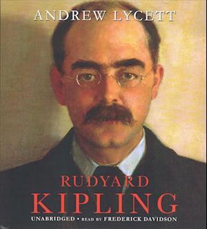 Lydbog, CD Rudyard Kipling af Andrew Lycett