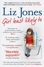 Girl Least Likely To af Liz Jones