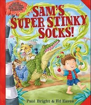 Sam's Super Stinky Socks!