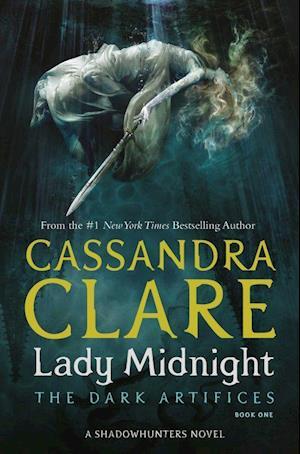 Bog, paperback Lady Midnight af Cassandra Clare