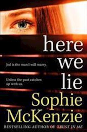 Bog, paperback Here We Lie af Sophie Mckenzie
