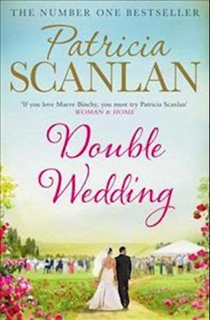 Bog, paperback Double Wedding af Patricia Scanlan