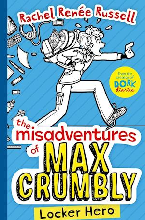 Få The Misadventures Of Max Crumbly 2 Af Rachel Renee Russell Som