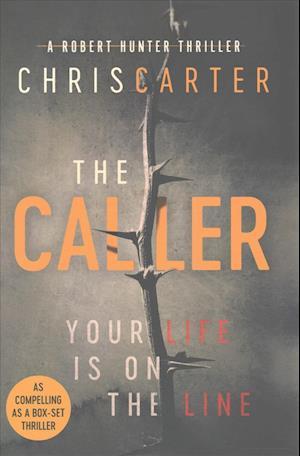 Bog, hardback The Caller af Chris Carter