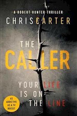 Bog, paperback The Caller af Chris Carter