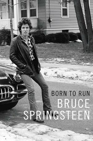 Bog, hardback Born to Run af Bruce Springsteen