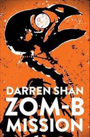 Bog, paperback ZOM-B Mission af Darren Shan