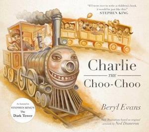 Bog, hardback Charlie the Choo Choo af Beryl Evans