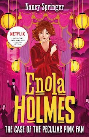 Enola Holmes 4: The Case of the Peculiar Pink Fan