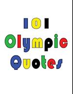 101 Olympic Quotes