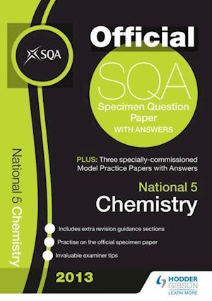 Sqa Specimen Paper 2013 National 5 Chemistry