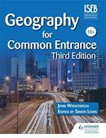 Geography for Common Entrance Third Edition (Eurostars)