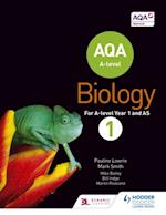 AQA A Level Biology Student Book 1 af Pauline Lowrie