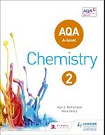 AQA A Level Chemistry Student Book 2 af Nora Henry