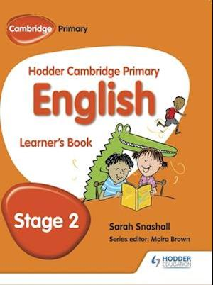 Hodder Cambridge Primary English: Learner's Book Stage 2