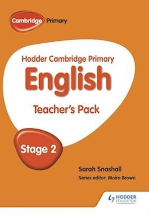 Hodder Cambridge Primary English: Teacher's Pack Stage 2
