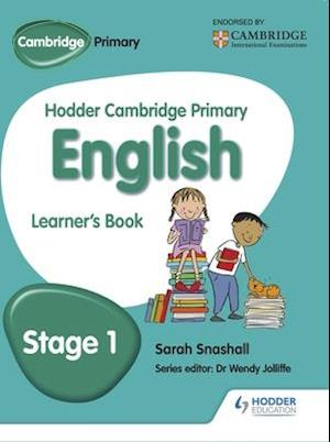 Hodder Cambridge Primary English: Learner's Book Stage 1