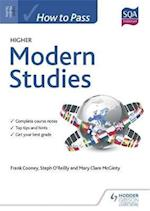 How to Pass Higher Modern Studies (Eurostars)