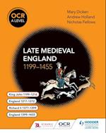 OCR A Level History: Late Medieval England 1199 1455