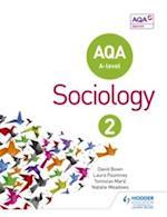 AQA Sociology for A Level Book 2 (Eurostars)