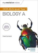 My Revision Notes: OCR AS Biology A Second Edition af Frank Sochacki