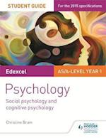 Edexcel Psychology Student Guide 1: Social psychology and cognitive psychology (Edexcel Psychology)