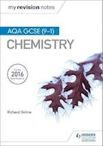My Revision Notes: AQA GCSE (9-1) Chemistry (My Revision Notes)
