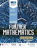 MEI A Level Further Mathematics Core Year 2 4th Edition af Ben Sparks