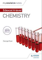 My Revision Notes: Edexcel A Level Chemistry