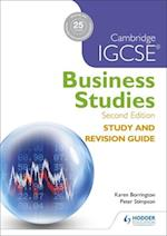 Cambridge IGCSE Business Studies Study and Revision Guide (Eurostars)
