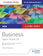 AQA A-level Business Student Guide 4