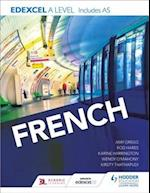 Edexcel A level French (includes AS) af Kirsty Thathapudi, Rod Hares, Karine Harrington