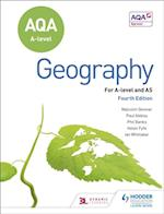 AQA A-level Geography Fourth Edition af Malcolm Skinner, Philip Banks, Helen Fyfe