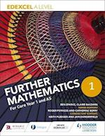 Edexcel A Level Further Mathematics Core Year 1 (AS) af Ben Sparks