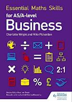 Essential Maths Skills for as/A Level Business af Mike Pickerden