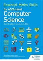 Essential Maths Skills for AS/A Level Computer Science af Victoria Ellis