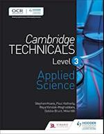 Cambridge Technicals Level 3 Laboratory Skills (Cambridge Technicals 2016)