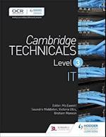 Cambridge Technicals Level 3 IT af Victoria Ellis