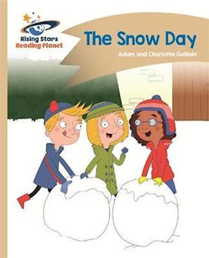 Reading Planet - The Snow Day - Gold: Comet Street Kids