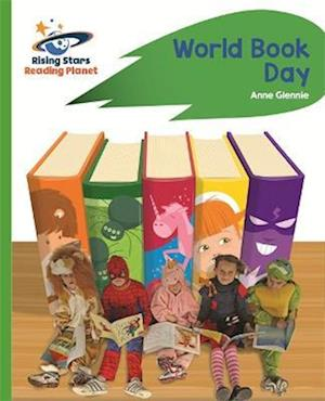 Reading Planet - World Book Day - Green: Rocket Phonics