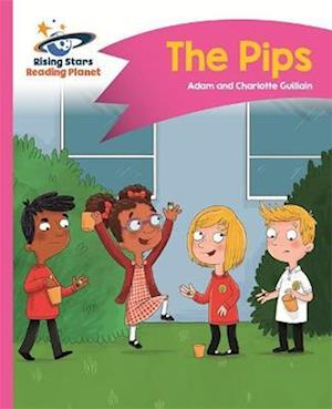 Reading Planet - The Pips - Pink A: Comet Street  Kids