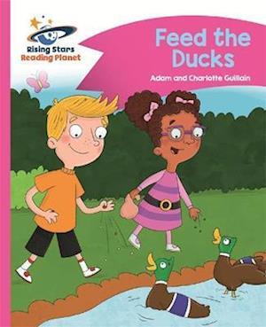 Reading Planet - Feed the Ducks - Pink B: Comet Street Kids
