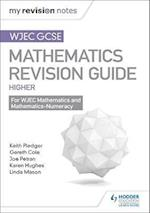 WJEC GCSE Maths Higher: Mastering Mathematics Revision Guide