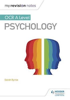 Bog, paperback My Revision Notes: OCR A Level Psychology af Sarah Byrne
