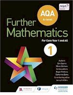 AQA A Level Further Mathematics Core Year 1 (AS) af Ben Sparks